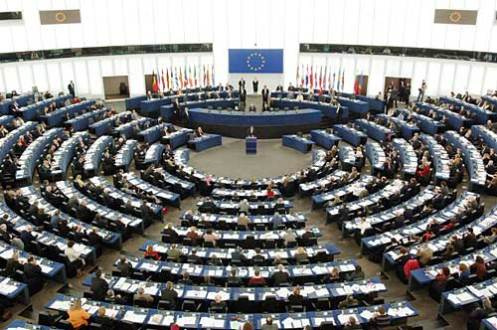 El Parlamento Europeo - by Dark Suns